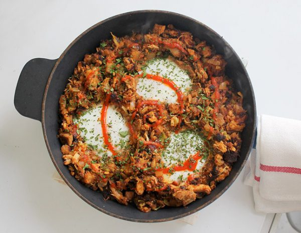 leftover-turkey-chorizo-hash-3