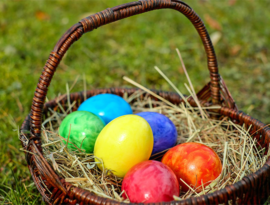 Easter Egg Hunts Near Tehachapi 2019