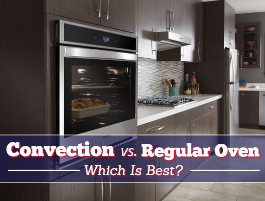difference between convection ovens and regular ovens