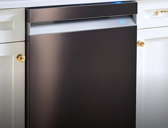 do samsung dishwashers heat water