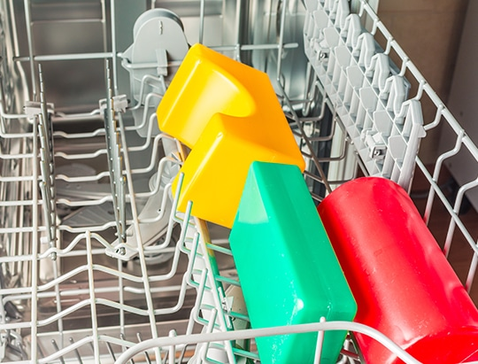 dishwasher hacks